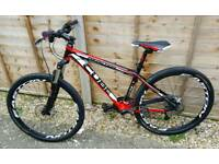 Cube reaction HPA pro series mountain bike