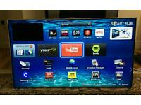46in Samsung 3D SMART LED TV Wi-Fi FREEVIEW HD