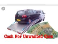 07412865157 WANTED CARS, JEEPS, NON RUNNERS, VANS, SCRAP CARS, SELL MY SPARES OR REPAIR CAR