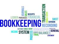 Experienced Bookkeeper / Accountant Available - Glasgow