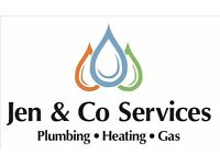 Plumbing, Heating & Gas