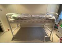 Midi single bed + mattress