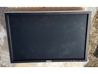 """One Large Dell Monitor 19"""" 1908WFPf"""