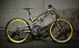 Wanted yt capra carbon 650b 2015 2016 2017