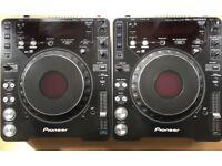 2 x Pioneer CDJ-1000mk3 £500