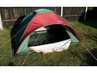 Outbound Sierra-1. 2 man tent
