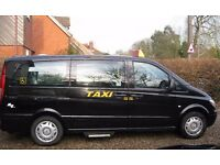 Mercedes Vito M8 Travelliner Hackney Carriage