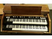 Hammond C3 organ and Leslie 147 speaker