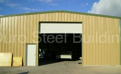 Durobeam Steel 60x75x18 Metal I-beam Clear Span Prefab Building Workshop Direct