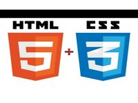 FREE Web Development course using HTML5 and CSS3 in Glasgow