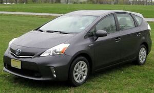 2012 Toyota Prius v PANO ROOF - LEATHER - CERTIFIED