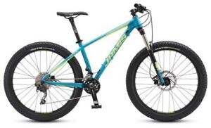 Jamis New 2017 Eden Sport Plus Tire Femme Mountain Bicycle