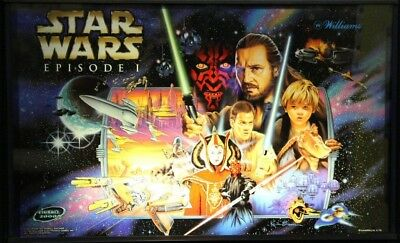 STAR WARS Episode 1 Complete LED Lighting Kit custom SUPER BRIGHT PINBALL LED KI
