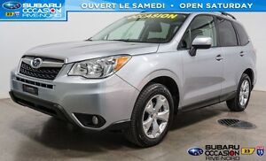 2015 Subaru Forester Touring CERTIFIE+TOIT.OUVRANT+MAGS