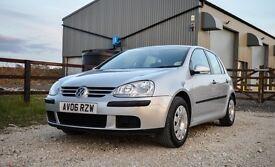 2006 Volkswagen Golf 1.9 TDI Sport!FSH! Excellent Condition!New Tires!2 keys!
