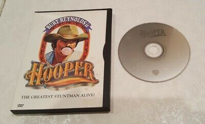 Hooper (DVD, 1998) Rare OOP Burt Reynolds Sally Field Region 1 USA
