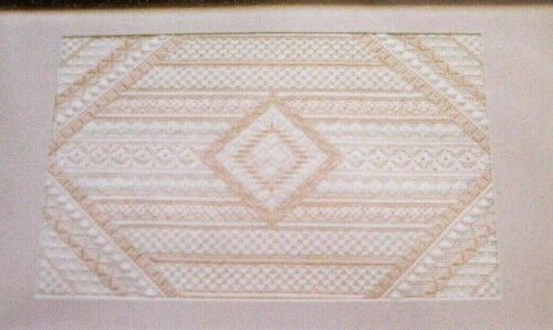 Needlepoint Pattern Sampler Delicate Diamonds JBW Designs Judy Whitman 1987