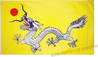 CHINESE DRAGON 5X3 FEET FLAG China asian mystical mythical dragons year of the