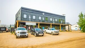 150 River St- Brand new office/retail space for lease in Lumsden