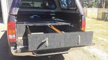 Sliding cargo drawers for Hilux SR5 tray Cygnet Huon Valley Preview