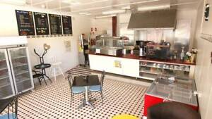 TAKE AWAY / CAFE - FOR SALE - FREE HOLD Sydney City Inner Sydney Preview