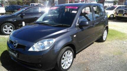 2006 Mazda Mazda2 Hatchback Long Jetty Wyong Area Preview