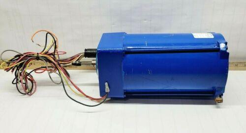 FLOWSERVE 1 HP LIMITORQUE ELECTRIC AC MOTOR 230/480 VAC 1700 RPM 48YZ FRAME