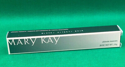 Mary Kay Ultimate Mascara BLACK Best Seller Brand New In Box Free Ship