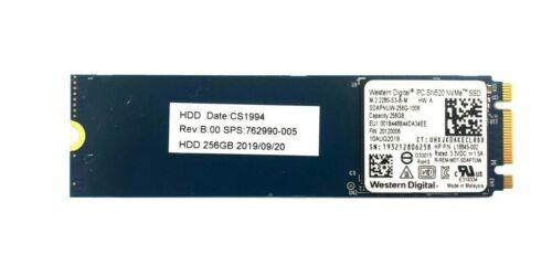 West Digital PCIe NVMe 256GB SSD