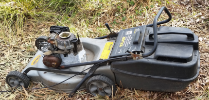 Parts  for Talon lawn mower from $ 10 (NO CATCHER, sold)