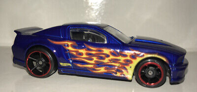 2007 Ford MUSTANG • HOT WHEELS • Heat Fleet 3pak • Loose