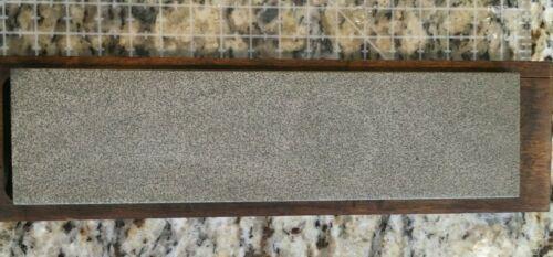 Beautiful Vintage Tam O Shanter Sharpening Stone Whetstone