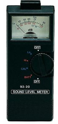 Greenlee 93-20 34451 Decibel Meter