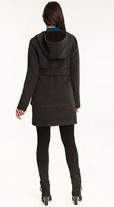 New Fall Jacket Coat - Le Chateau Black / Grey Size M West Island Greater Montréal image 4