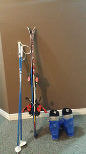Junior Ski Package 8-10 years old - perfect for Xmas skier