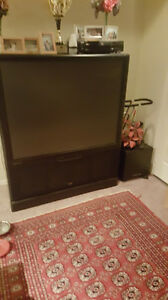 53 inch RCA tube tv - working, good condition, PICK UP ONLY