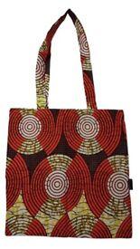 African Print (Ankara) Tote Bags