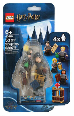 LEGO Harry Potter 40419 Hogwarts Students Minifigure Pack - Exclusive Preorder