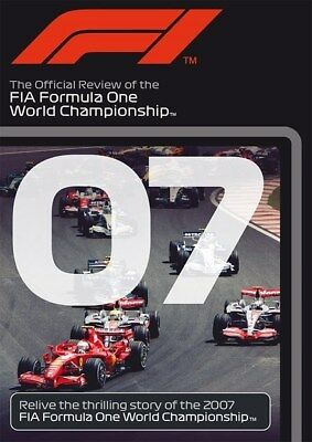 FORMULA ONE 2007 - F1 Season Review - KIMMI RAIKKONEN - Grand Prix 1 Rg Free DVD
