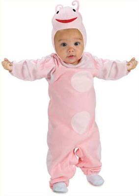 Backyardigans Uniqua Pink Nick Jr. Infant Child Costume