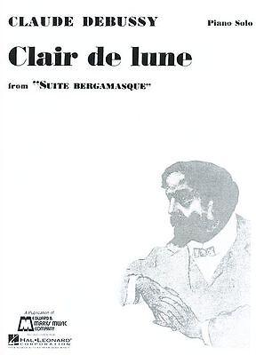 Piano - Debussy Clair De Lune