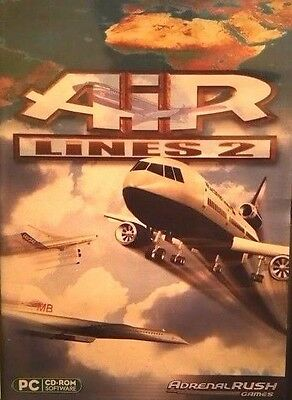 Computer Games - Air Lines 2 PC Games Windows 10 8 7 XP Computer Games airline strategy tycoon