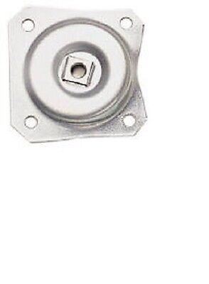 Waddell Installation Hardware For Table Legs, Angle Top Plate 2752