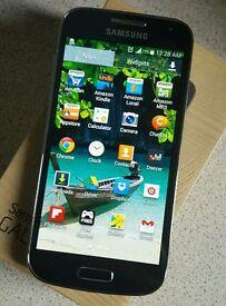 Samsung Galaxy s4 mini black unlocked