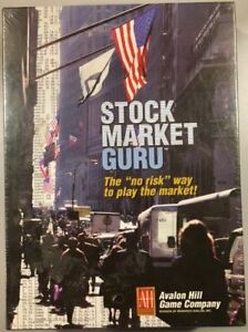 Stock Market Guru - New in Factory Sealed Box
