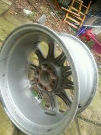 Good alloy for bmw not my car model :)) 320