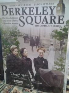 DVD 3 SET BERKELEY SQUARE BBC EDWARDIAN NANNIES LIFE