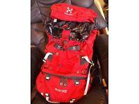 Haglofs Matrix 60 rucksack, red - NEW! ! !