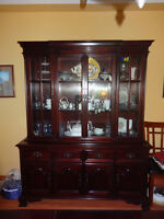 Gibbard Canadian Legacy 2 piece Dining room Hutch