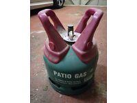 5KG patio gas empty